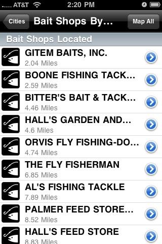 Bait Shops review screenshots