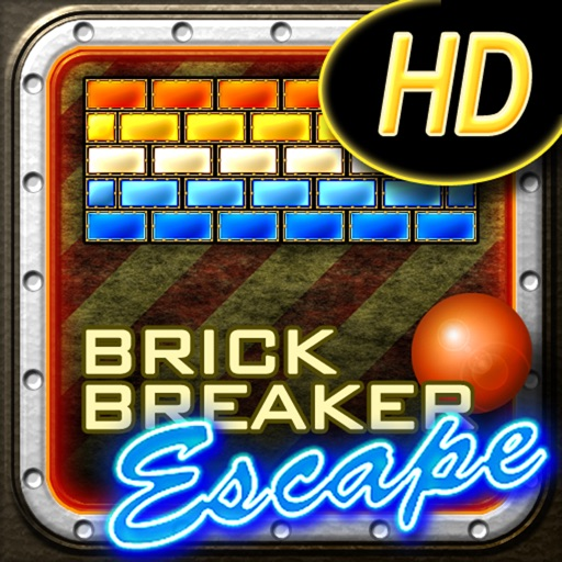 Brick Breaker Escape!【新颖打砖块】
