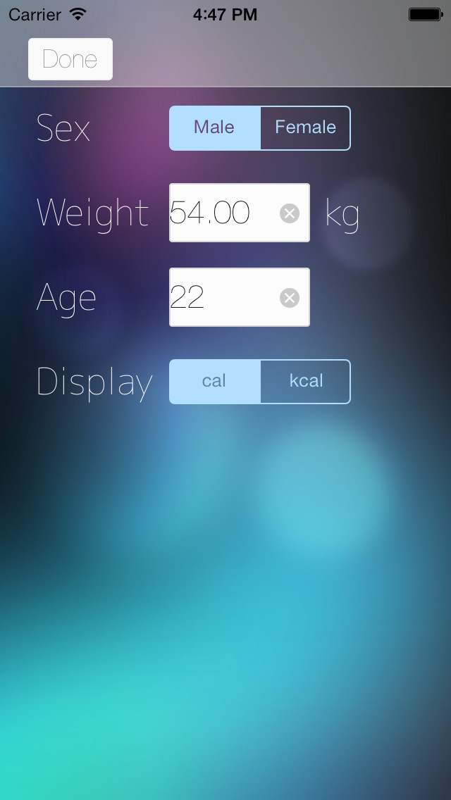 download Easy Calorie Counter