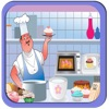 Move and match the cup cakes in the cooking factory - Free Edition
