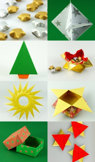Screenshot #2 pour Noël Origami