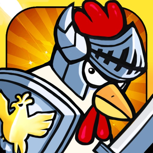 小鸡革命之勇士:Chicken Revolution : Warrior【卡通出兵】