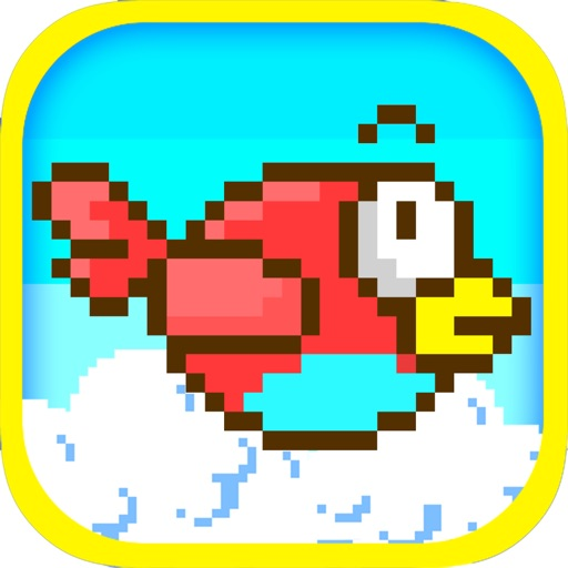 Wings of Poop: A bird which is so flappy that throw poop everywhere! (Free) iOS App