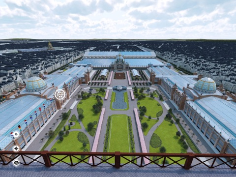 Paris 3D Saga. screenshot 3