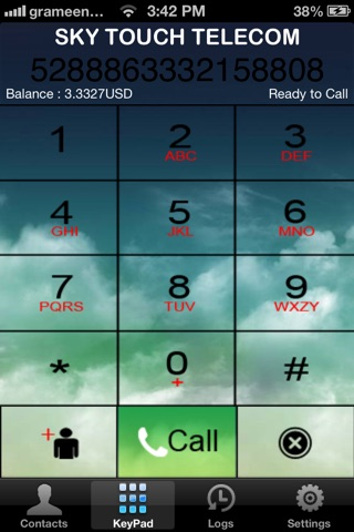 Sky Tel Dialer screenshot 2