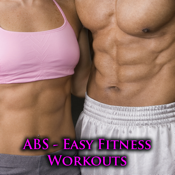 ABS - Easy Fitness Workouts icon