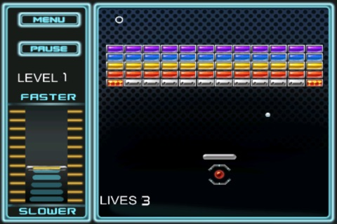 Ball & Brick Lite screenshot 2