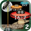 Arithmetic Invaders: Grade 2 Math Facts