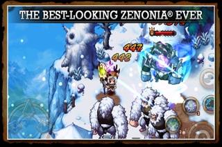 Screenshots of ZENONIA® 4 for iPhone