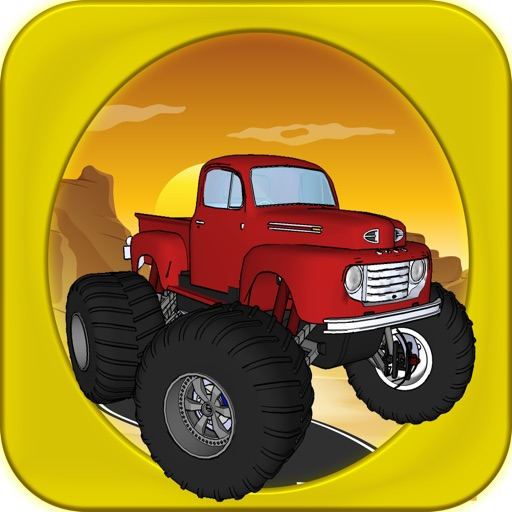 Monster Truck Junkyard Madness Icon