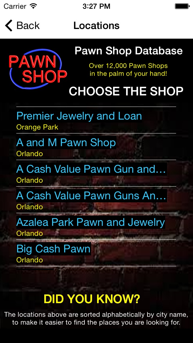 Pawn Shop review screenshots