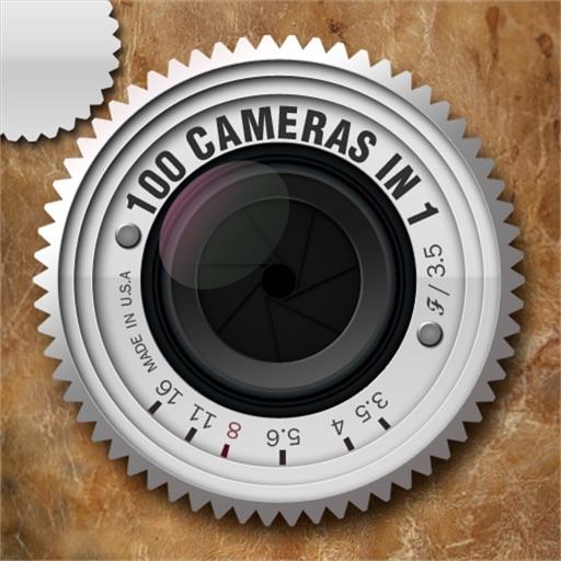 100 Cameras in 1 Free Version iOS App
