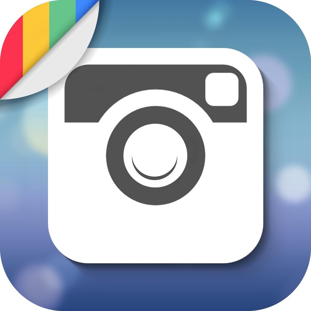 Wallgram - sfondi da Instagram, Casa e serratura schermi illimitati (AppStore Link)