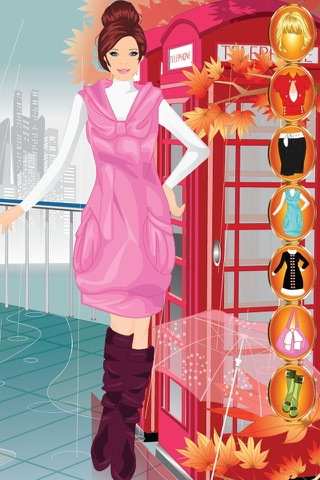 Season Dress Up Game screenshot 3