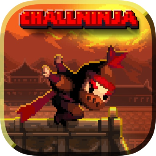 Longjump Challninja iOS App
