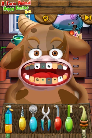 A Farm Animal Happy Dentist Day screenshot 3
