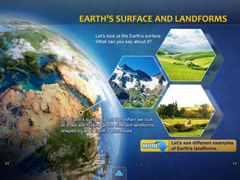 Earth's Landforms (School) screenshot 2