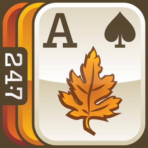 Fall Solitaire iOS App