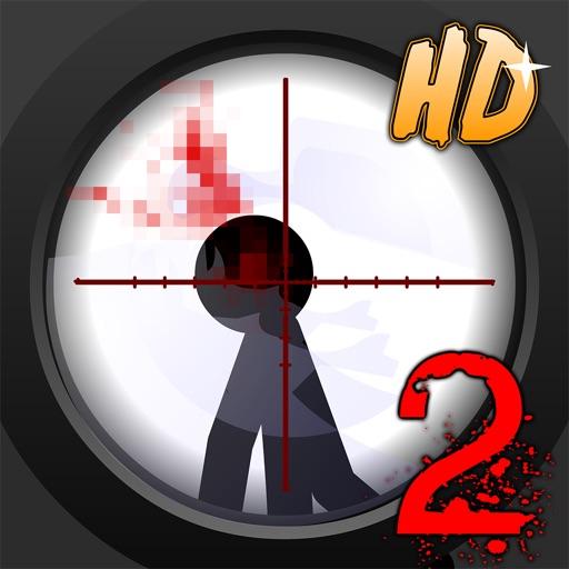 火柴人狙击2 HD:Clear Vision 2 HD