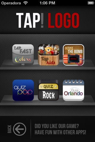 Tap Logo screenshot 4
