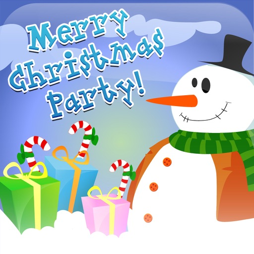 Merry Christmas Party iOS App