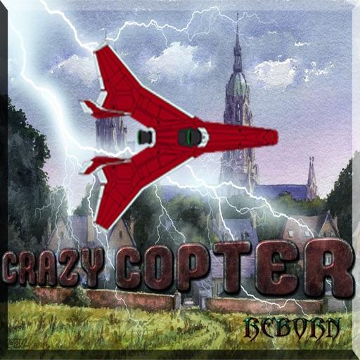 Crazy Copter Reborn iOS App
