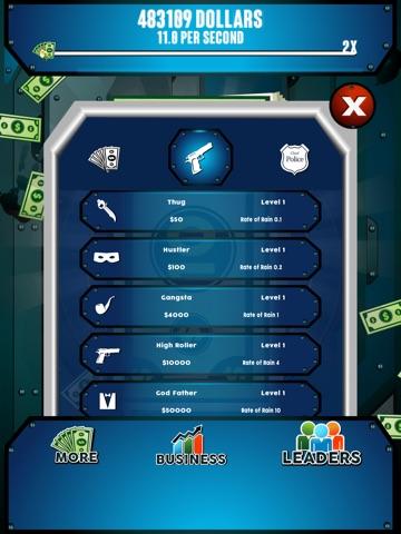 Деньги Clicker - быстро разбогатеть для iPad