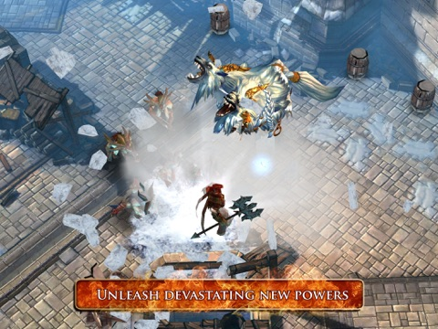 Screenshots of Dungeon Hunter 3 for iPad