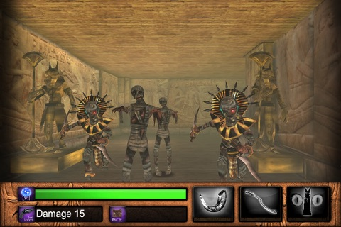 Mummy War screenshot 4