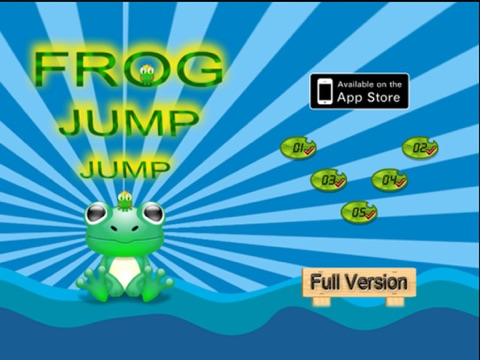 Frog Jump Jump Lite(HD) screenshot 2