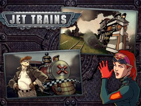 Jet Trains Скриншоты7