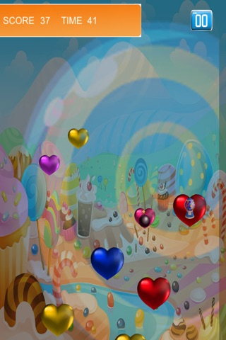Heart Crusher Pop - Fun Shooting Blast for Kids FREE by Pink Panther screenshot 2