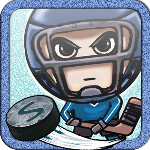 Finger Ice Hockey iOS App