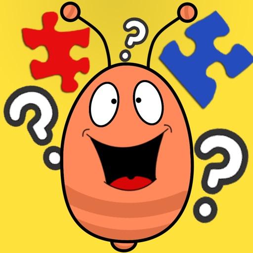 Kids_Puzzles iOS App