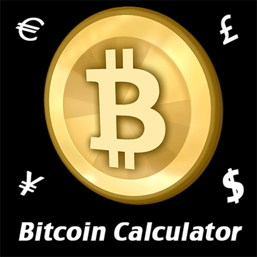 Bitcoin Calculator iOS App