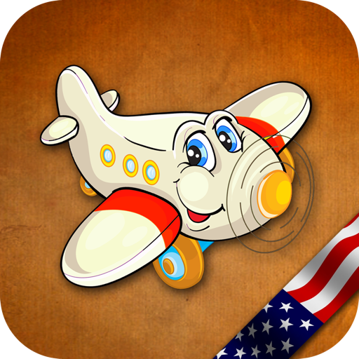 GeoFlight USA: Learning American Geography made easy and fun