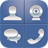 WeTalk for Facebook with video chat Pro
