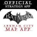 Batman Arkham City Official Map App icon