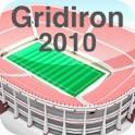 Gridiron 2010 icon