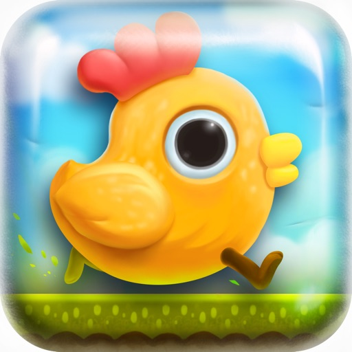 Chicken Go Go iOS App