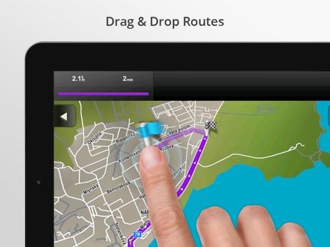 Screenshot #2 for Sygic Iran: GPS Navigation