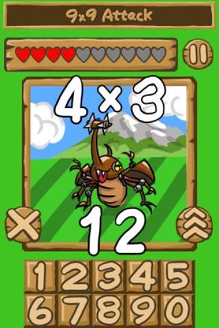 9x9 Attack screenshot 1