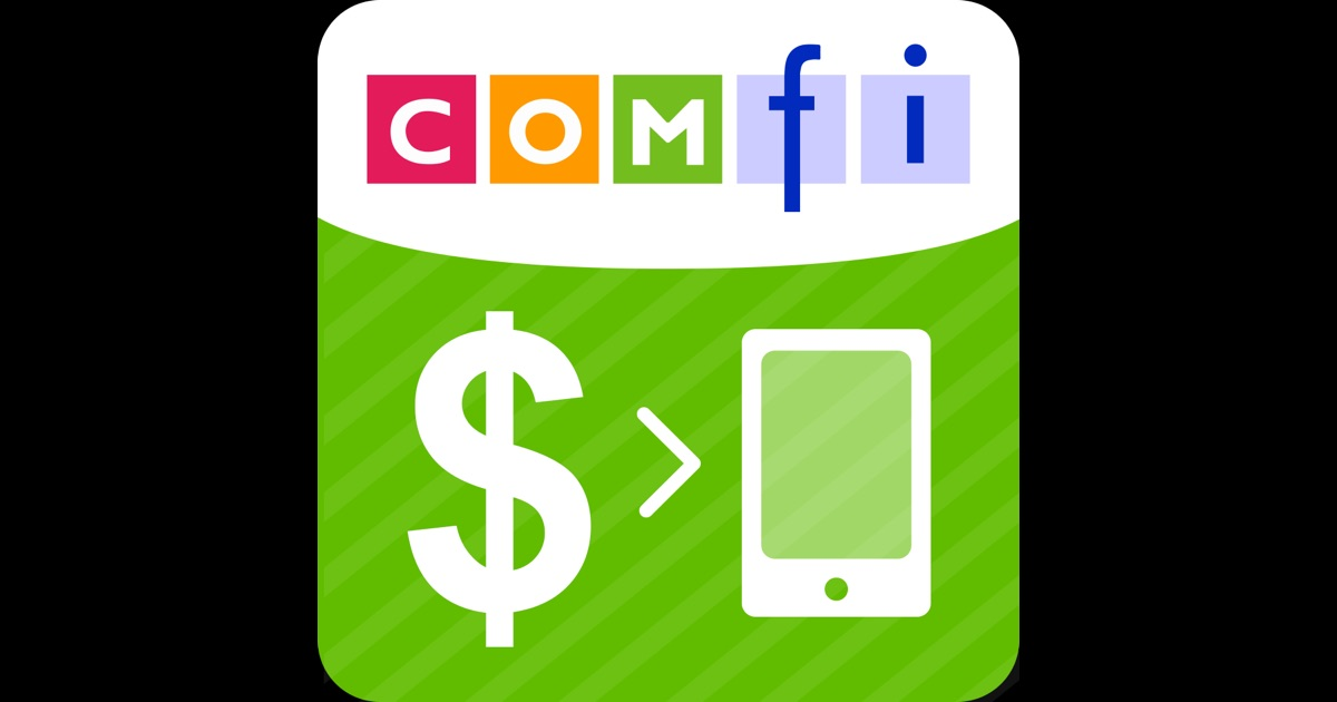 Comfi Refill Prepaid Cell Phone Airtime Minutes On The App