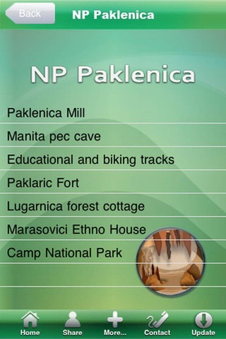 NP Paklenica - Official Travel Guide screenshot 2