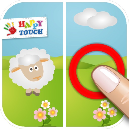 Activity Spot the Difference! (by Happy Touch Games for kids) iOS App