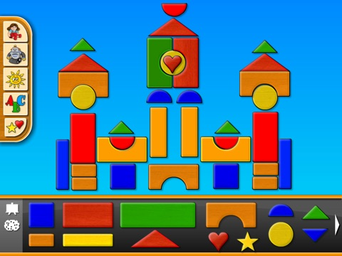 Abby Magnetic Toys (Toys, Letters, Building blocks, Animals, Vehicles) for Kids (Baby, Toddler, Preschool) HD screenshot 2