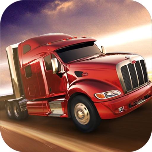 Semi Truck Challenge iOS App