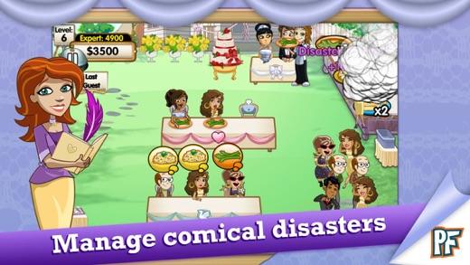 Wedding Dash Deluxe Screenshot