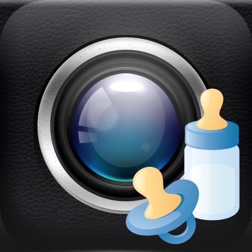 可爱宝宝相框:Camera++ Baby Frames