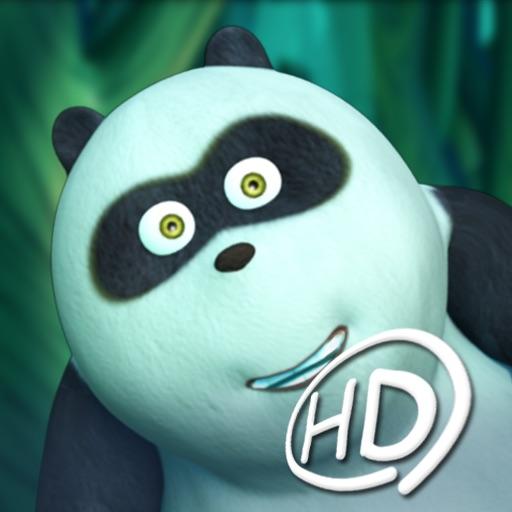 Adventurous Talking Ping the Panda HD iOS App